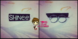 """Yong Clay Accessories"" SHINee Connector Ring 70php Just click the photo if you're interested. Jinja gomawo! :) <3"