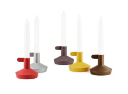 Flag candlestick by Jonas Wagell for Danish Normann Copenhagen.