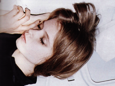 fyabbeyleekershaw:  skinnyandtallmodels:  Abbey Lee Kershaw  sleeping beauty?