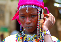This picture and other pictures of Samburu women have actually inspired me tremendously.