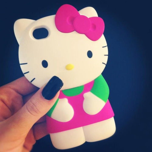 Hello Kitty IPhone Cover :3
