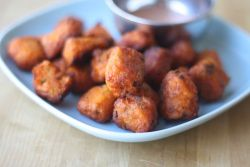 Sweet Potato Tots     (click image for recipe)