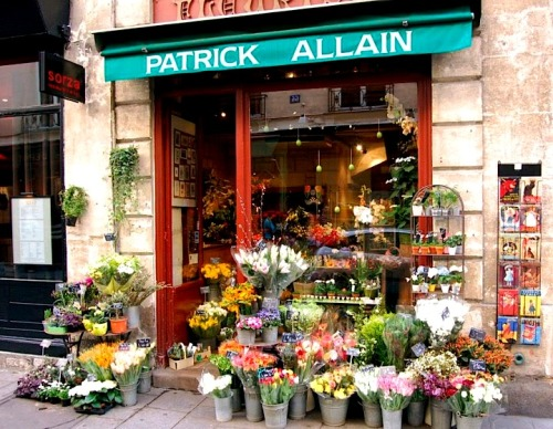 | ♕ |  Paris Florist  | by © TLCOhio | via ysvoice | mellifluousmoments