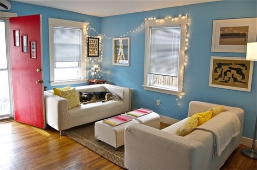 (via Melyssa's Vibrant Family Home House Call | Apartment Therapy)