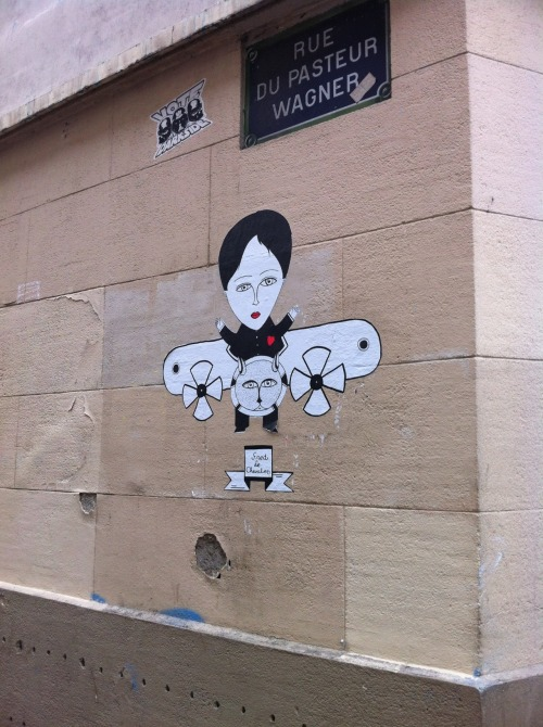 fred de chevalier! 3rd/4th arrondissement