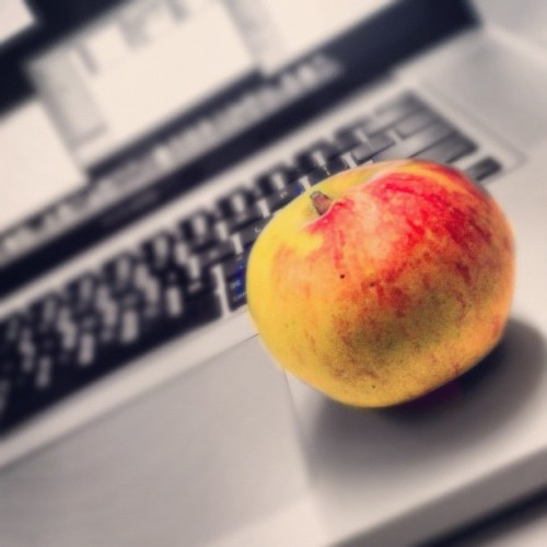 healthy snack for long hours  (Taken with instagram)