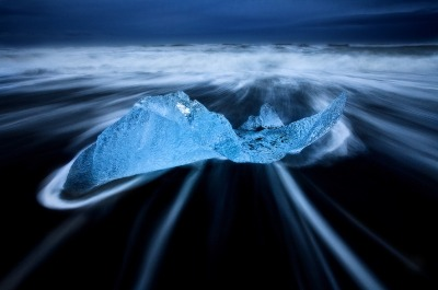 Frozen Tempest by Paul Marcellini