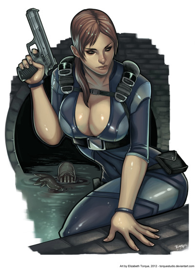 Jill by TorqueStudio