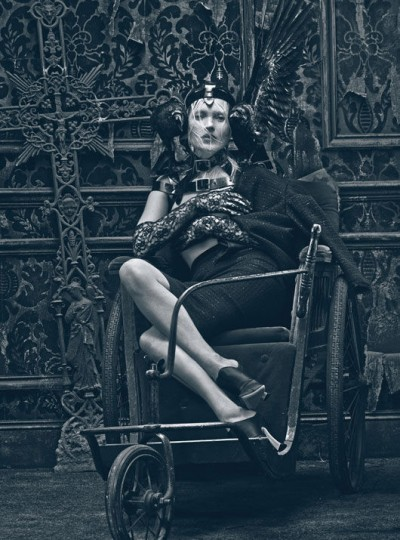 Steven Klein W Magazine March 2012