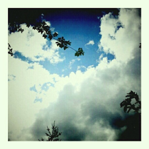 More sky (Taken with instagram)