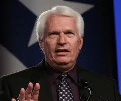 "BRYAN FISCHER… loudly and gleefully mocks Mitt Romney's questionable masculinity— Fischer spearheaded the charge to oust openly-gay adviser Richard Grenell from the Romney campaign. Fischer: ""Let me ask you this question, people have raised this question, if Mitt Romney can be pushed around, intimidated, coerced, coopted by a conservative radio talk show host in Middle America, then how is he going to stand up to the Chinese? How is he going to stand up to Putin? How is he going to stand up to North Korea if he can be pushed around by a yokel like me? I don't think Romney is realizing the doubts that this begins to raise about his leadership. I don't think for one minute that Mitt Romney did not want this guy gone; he wanted this guy gone because there was not one word of defense, not a peep, from the Romney camp to defend him. They just went absolutely stone cold silent, they put a bag over Grenell's head, they even asked him to organize this phone conference and they didn't even let him speak at the conference that he organized."" – Bob Cesca PANDER-MODE: The resignation of Richard Grenell, the recently appointed and openly gay foreign policy spokesman for Mitt Romney's presidential campaign, was as sudden as it was shocking. It was also yet another disturbing sign that the Romney campaign is still in pander mode when it comes to the anti-gay right. Which is exactly the wrong direction for the presumptive GOP nominee to be moving in. Because according to a wide variety of poll data, Republican voters, unlike most of the politicians vying for their support, largely support gay rights. – David Lampo"