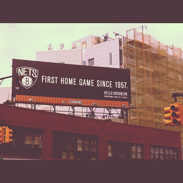#hellobrooklyn (Taken with instagram)