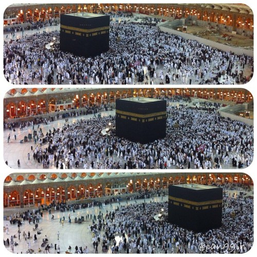Kaaba, 2012. #iphonesia - @can99ih- #webstagram