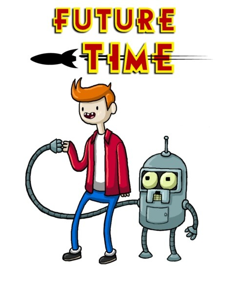 Its Futurama Time!