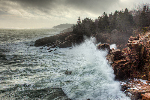 hydrazine:  burst (by Nate Parker Photography)