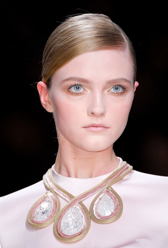Vlada Roslyakova for Christian Dior, f/w 2012
