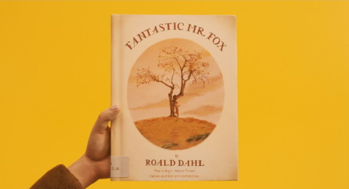 The Fantastic Mr. Fox / Roald Dahl