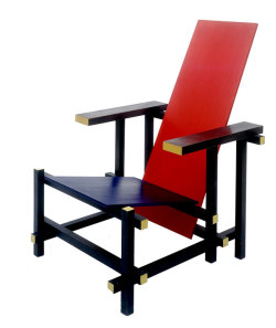 Design by Gerrit Rietveld.