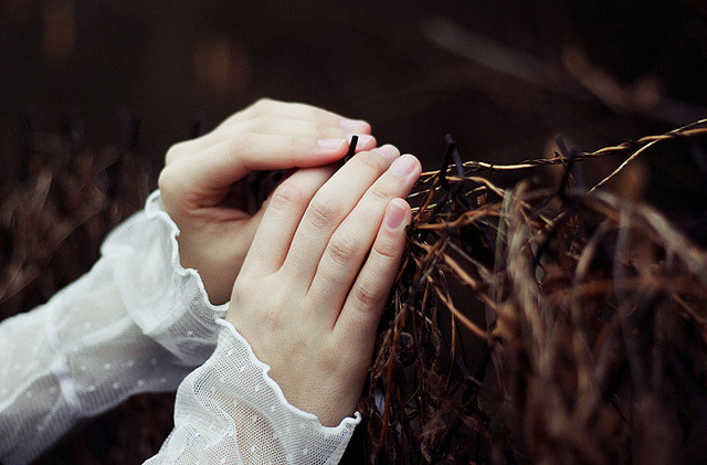 arcanja:  the secret garden by laura makabresku on Flickr.