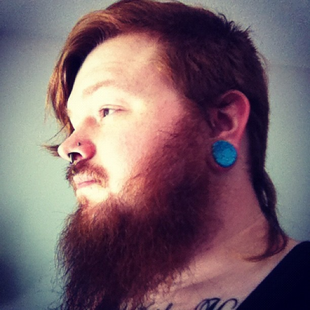 evansexcellent:  I like to wear my teardrops upside down (Taken with instagram)  Very nice.