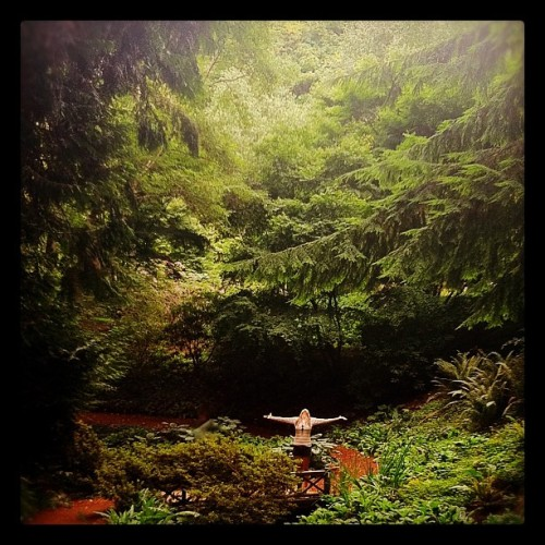 #Favoriteplace #livingbliss #green #imissthis  (Taken with instagram)