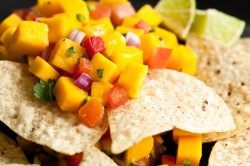 meatless101:  Mango Salsa click image for recipe