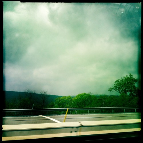 Pretty Pennsylvania! John S Lens, Blanko Noir Film, No Flash, Taken with Hipstamatic