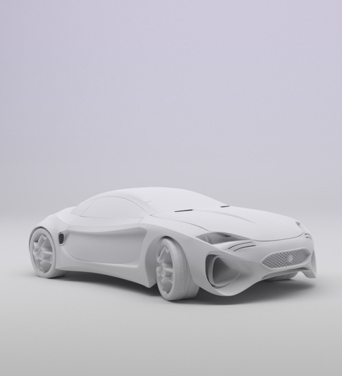 Jaguar XKX on the Behance Network