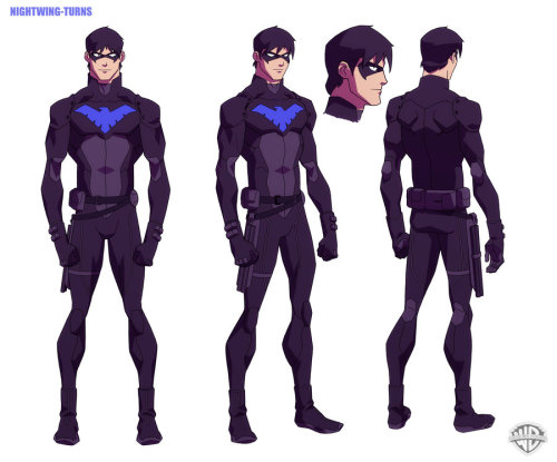 themaskedman:  YOUNG JUSTICE: Nightwing by *Phillybee