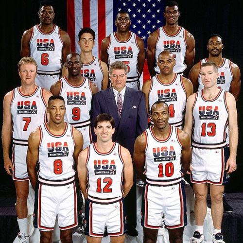 The greatest team ever assembled