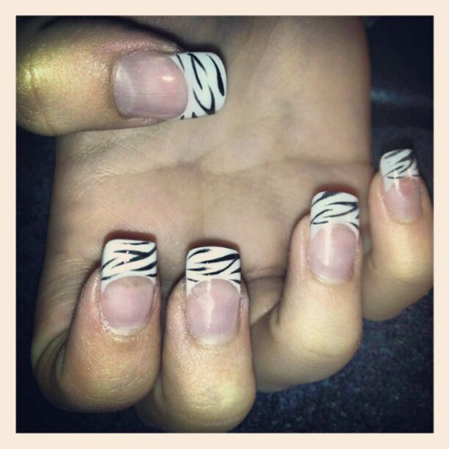 Nails :P (Taken with instagram)