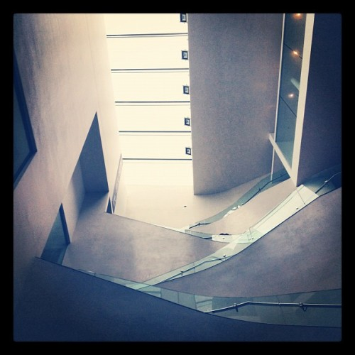 Ashmolean Museum in Oxford, take two. (Taken with instagram)