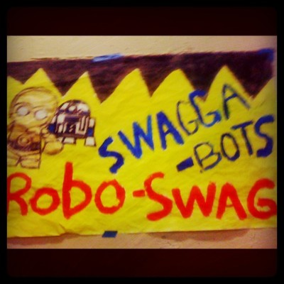 angeeeluh:  SwaggaDerps! #UltimateBrawl #SwaggaBots (Taken with instagram)