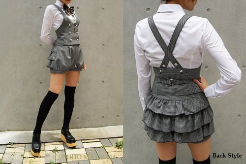 widdlez:  spookyhouse:  banasmagiccastle:  screams  oh hello there outfit that i really want  cute!