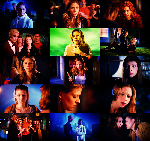 emmahyphenjane:   Buffy the vampire Slayer Rewatch | 6.08 - Tabula Rasa  Willow: I just wanted us not to fight anymore. I love you.Tara: If you don't want to fight, you don't fight. You don't use magick to make a fight disappear.