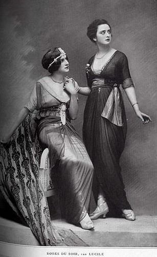 otinto:  Edwardian Ladies