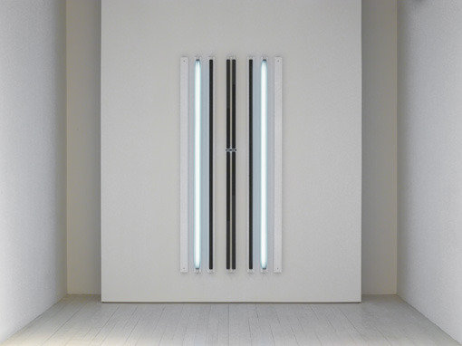 manpodcast:  Robert Irwin, Black Raku One, 2012. This week's Modern Art Notes Podcast features one of the greatest living artists, Robert Irwin. A exhibition of Irwin's newest work is on view now at The Pace Gallery in New York, where Irwin and I taped this week's show. The piece pictured here is on view now at Pace, part of Irwin's ongoing two-part show. To download the program directly to your mobile device/PC, click here. To download or subscribe to The Modern Art Notes Podcast via iTunes, click here or click on the image. To subscribe to The MAN Podcast's RSS feed, click here. To see more images of artworks discussed on this week's show, visit Modern Art Notes.