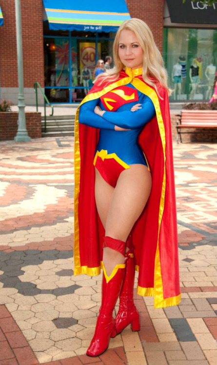 demonsee:  DC 52 Supergirl by *AlisaKiss
