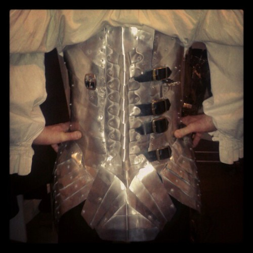 Corsetry  (Taken with instagram)
