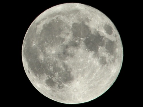 Supermoon from Pocatello Idaho from twitchyspastic