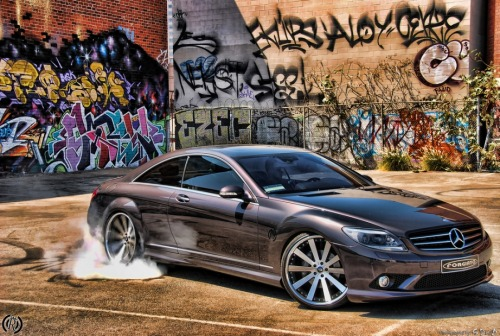 One day imma do a burnout in a benz… Motivation!