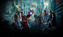The Avengers….Almost half-million in the box-office within THREE DAYS… so who wants to watch this movie? :)