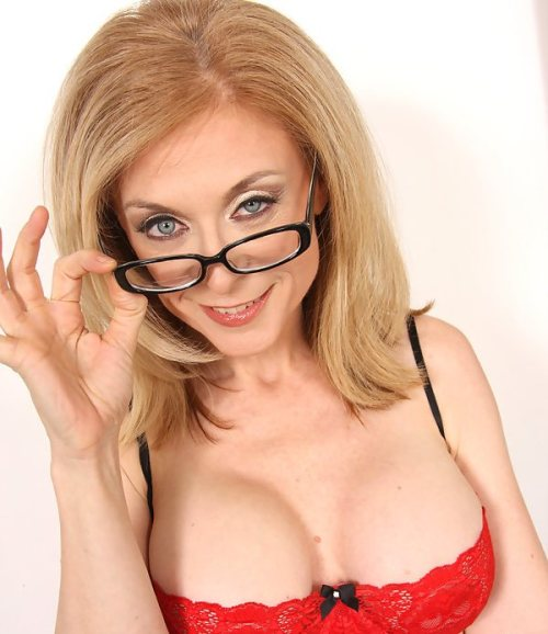 Nina Hartley - porn star, director, author, sex educator.