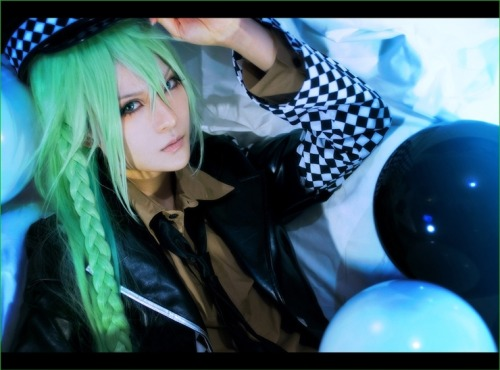 cosworld:  AMNESIA LATER (Game) Ukyo : ©ryuichi randoll