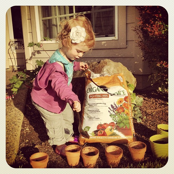 Mommy's little helper (Taken with instagram)