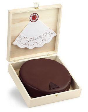 For Your Pleasure Sacher Torte