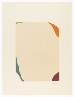 (via MoMA | The Collection | Helen Frankenthaler. Weather Vane. 1969-70)