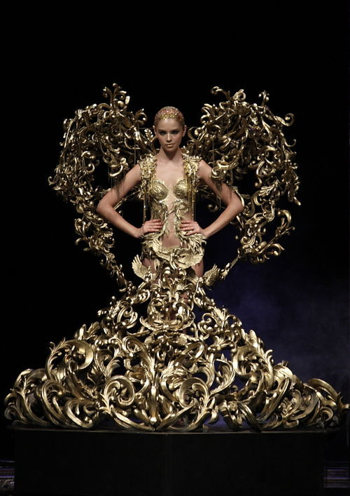 chiffonandribbons:  Tex Saverio 2012