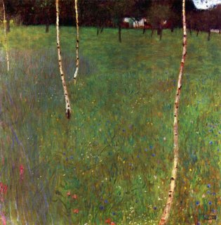 Farmhouse,Gustav Klimt (1862-1918)
