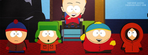 South Park 2 Facebook Cover